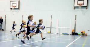 Rugby classes in Oxfordshire for children - Little Ankle Biters Oxon