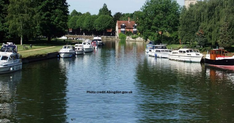 Abingdon and surrounding villages