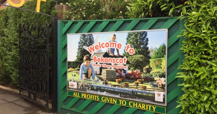 Bekonscot Model Village – such a lovely day out with the kids