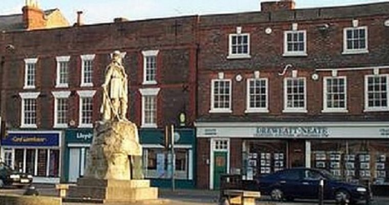 Wantage and surrounding villages