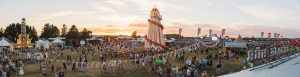 The Big Feastival is a family festival of food and music