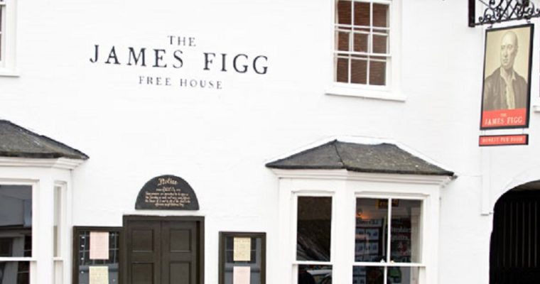 The James Figg in Thame – Delicious Sunday Roasts