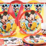 Mickey Mouse Party Kit