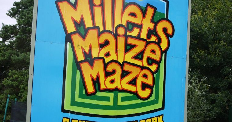 Millets Farm– A fun day out with the family