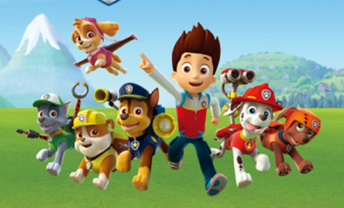PAW PATROL – MISSION: BIG SCREEN AT VUE CINEMA, OXFORD