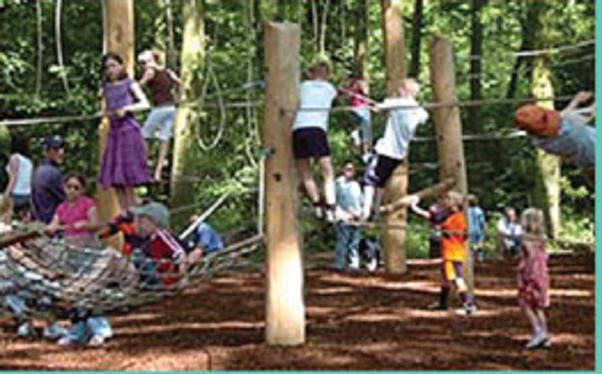 Wonder woods at Stonor – Summer Holiday Fun