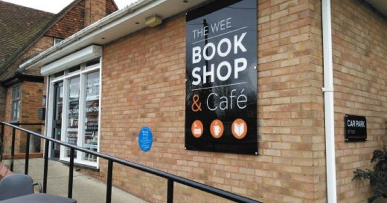 The Wee Bookshop in Chinnor – much more than a book shop