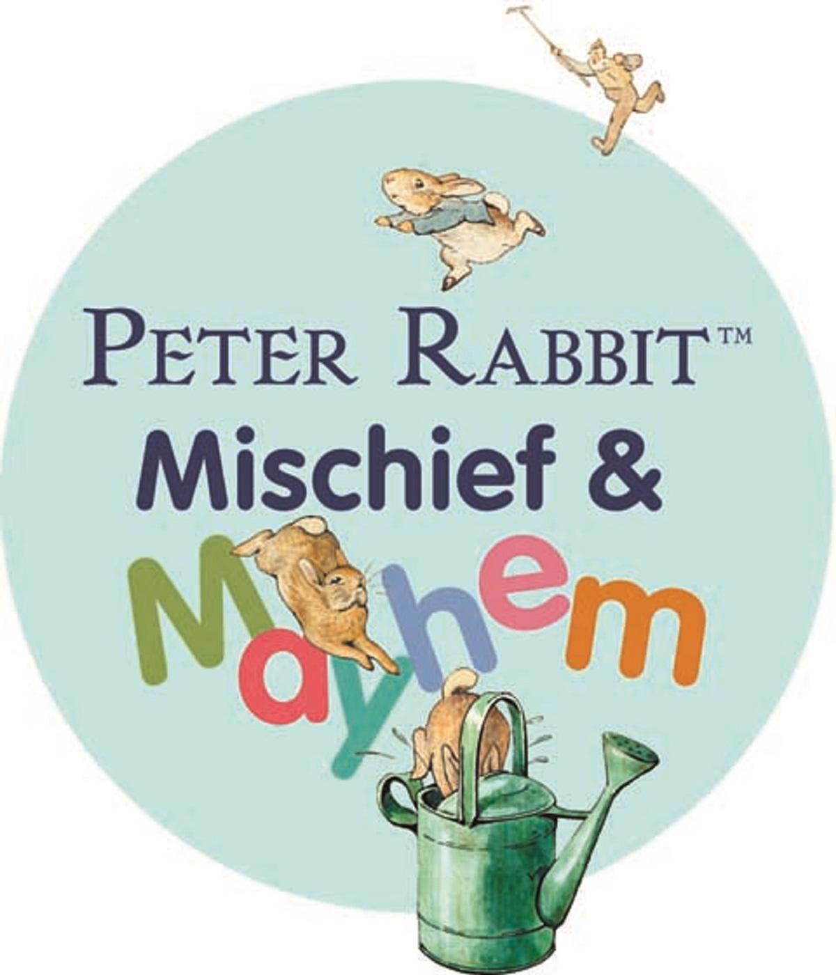 Peter Rabbit: Mischief and Mayhem