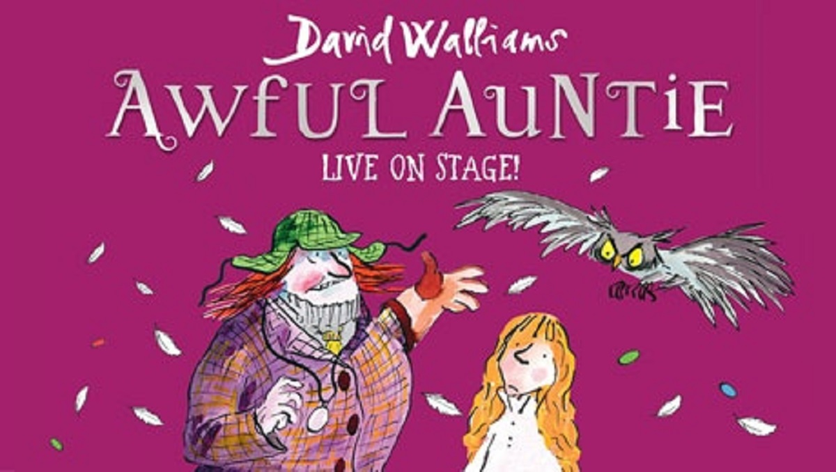 Awful Auntie, New Theatre Oxford – 11th – 14th October