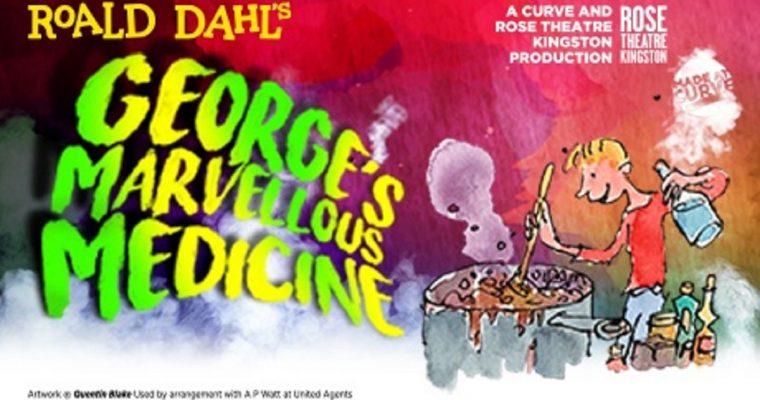 George's Marvellous Medicine – Aylesbury Waterside Theatre