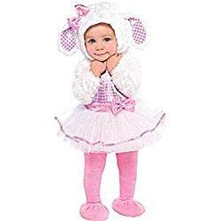 Lamb outfit Halloween toddler