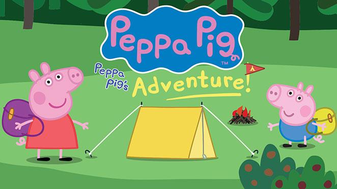Peppa Pig's Adventure!! Live Show – Oxford