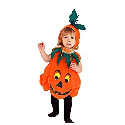 Halloween pumpkin outfit for toddlers