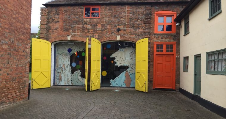 The Roald Dahl Children's Gallery – A fantastic day with the kids!