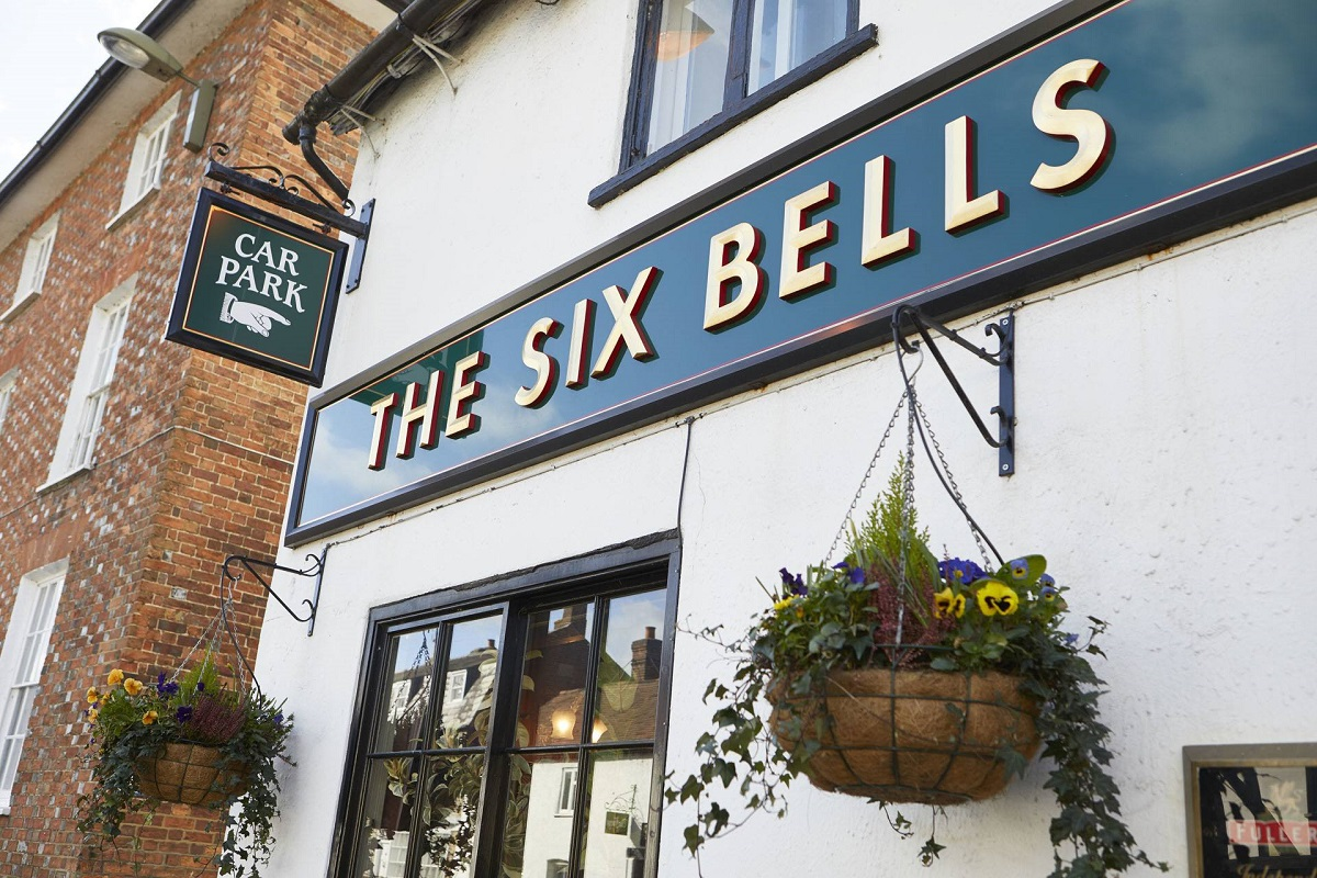 The Six Bells in Thame – Great children's menu