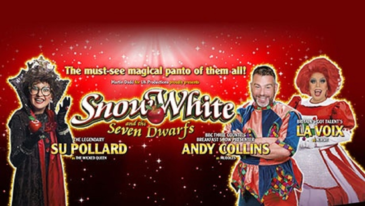 Snow White and the Seven Dwarfs, Aylesbury Waterside Theatre