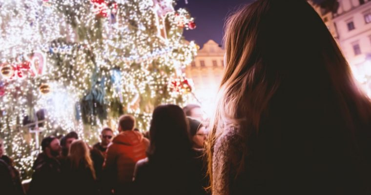 Christmas Lights Switch On Events in Oxfordshire