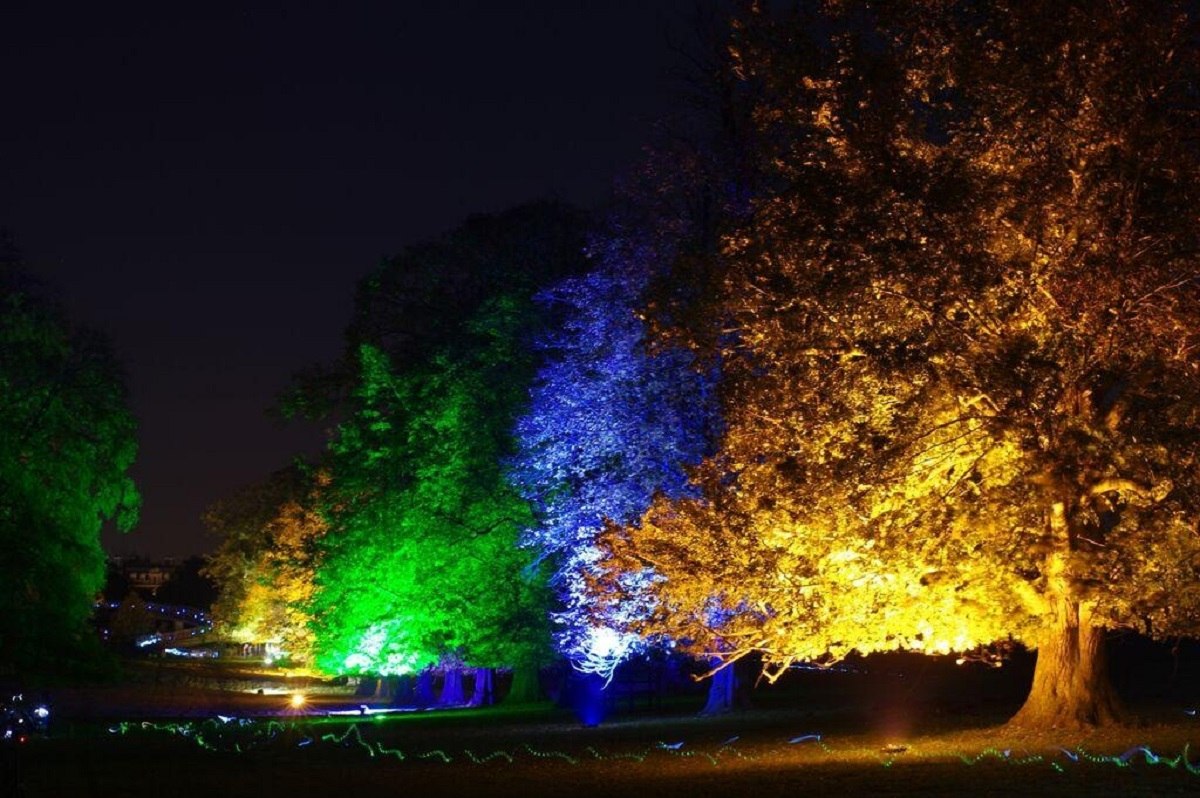 Tring Park Festival of Light – Wednesday 25th October