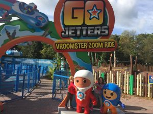 Go Jetters Alton Towers