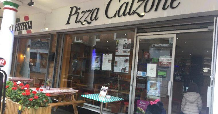Pizza Calzone in Banbury – Lovely Family Restaurant!