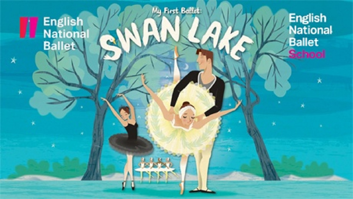 Swan lake my first ballet at the New Theatre in Oxford