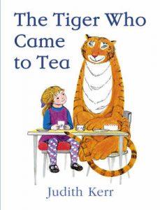 The Tiger Whho Came to tea
