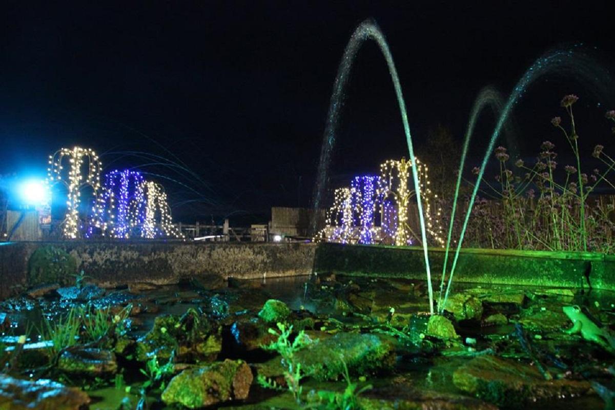Illuminated Weekends at Fairytale Farm