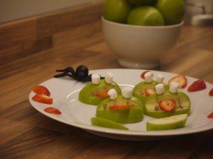 monster apples halloween recipe