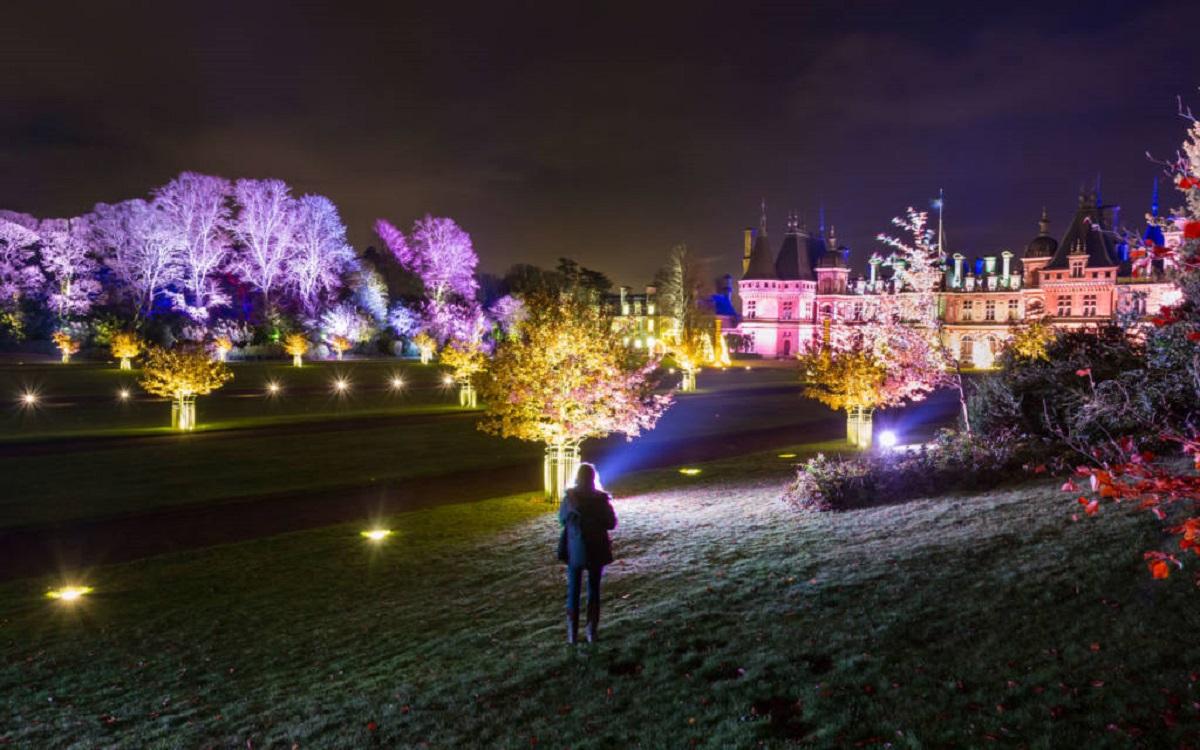 Christmas at Waddesdon Manor 2017