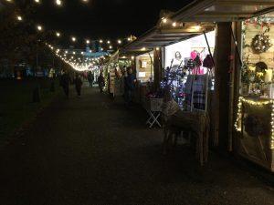 Waddesdon Manor Christmas market