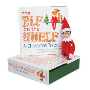 elf on the shelf a Christmas tradition