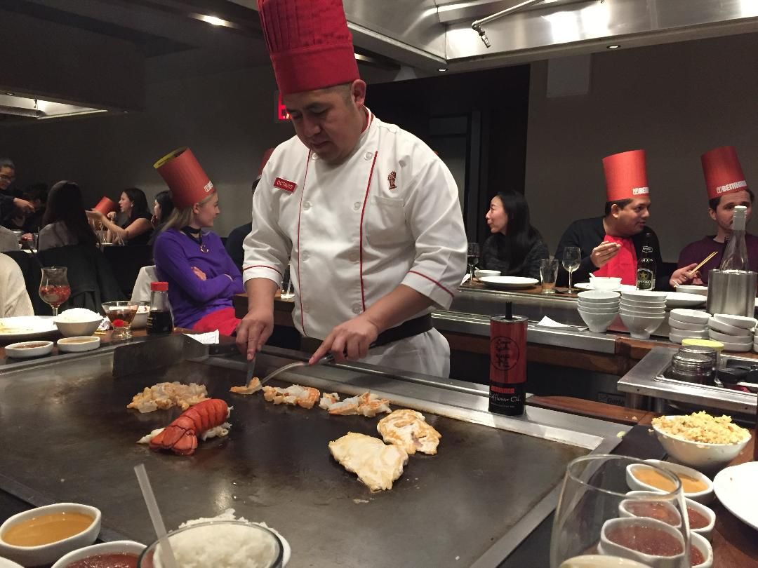 Benihana New York | Little Ankle Biters Oxon