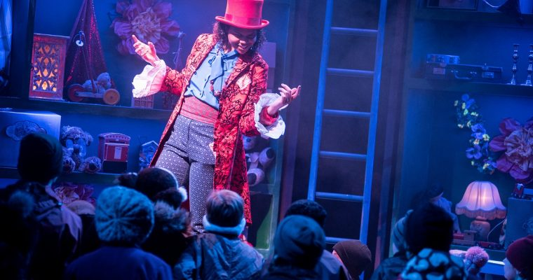 The Nutcracker and the mouse king – great fun for the whole family