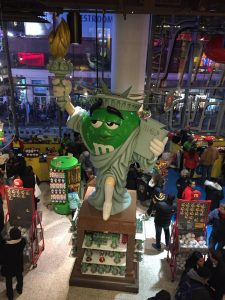 M&M World Time Square New York