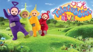 Teletubbies Live show Oxford
