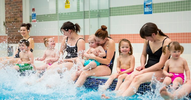 Puddle Ducks Launches New Swimming Classes for children in Standlake