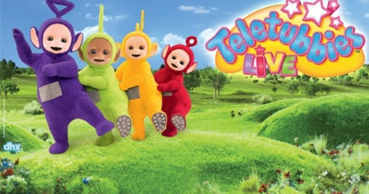 Teletubbies Live Show at Aylesbury Waterside Theatre