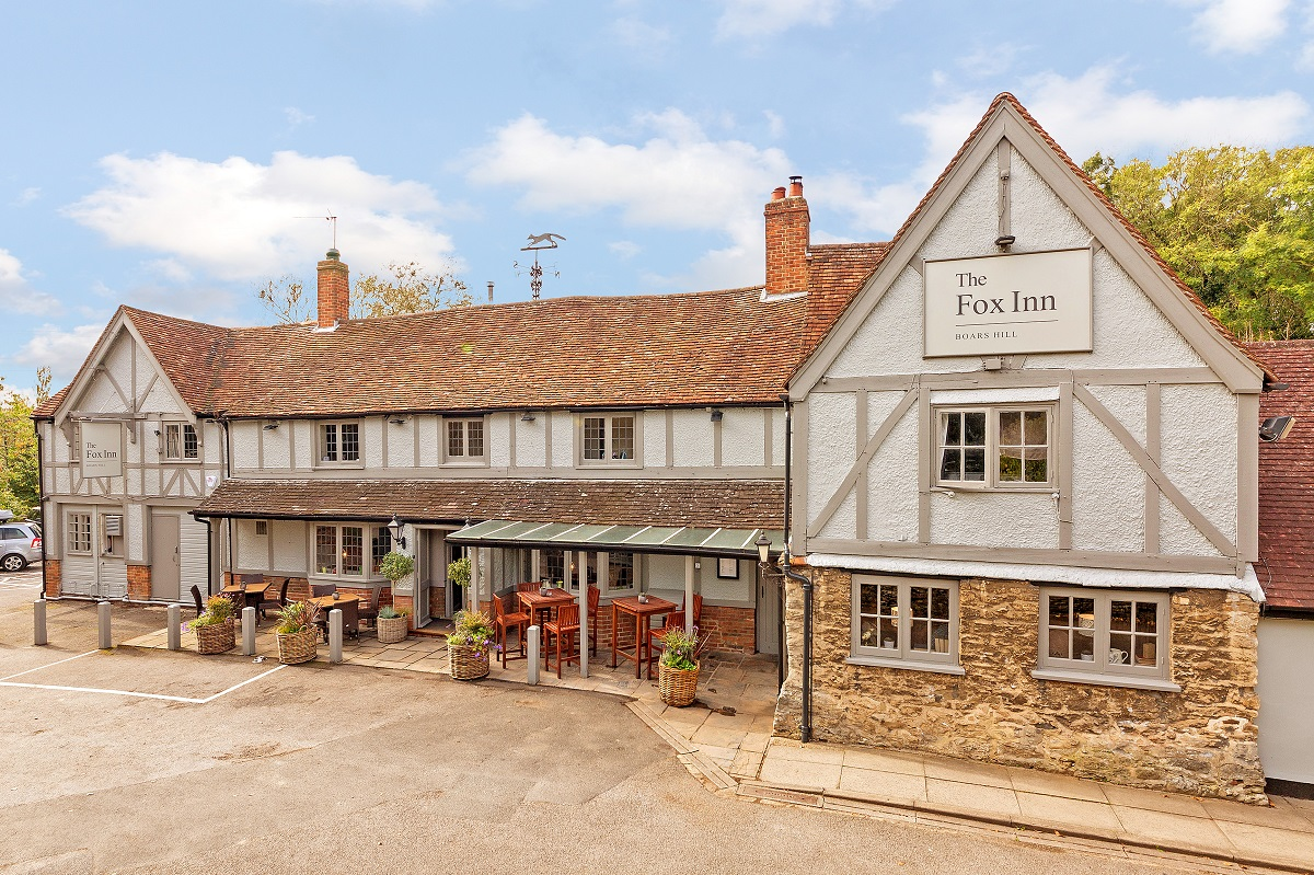 The Fox Inn Competition Terms and Conditions