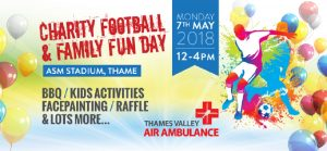 Charity Football Family Fun Day