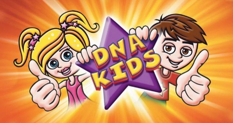 DNA Kids – Fantastic Children's Parties