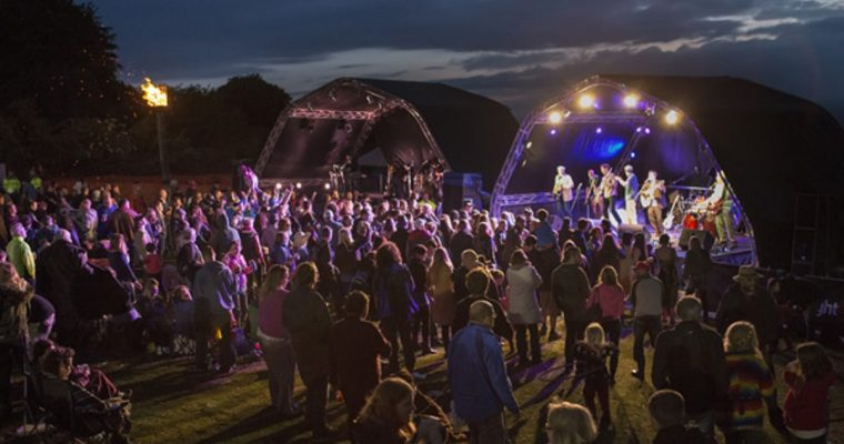 Win a Family Ticket to Beacon Festival in Watlington
