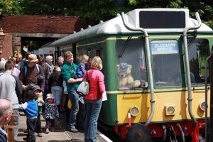 Open Day at Chinnor railway