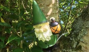 gnometastic at waterperry gardens
