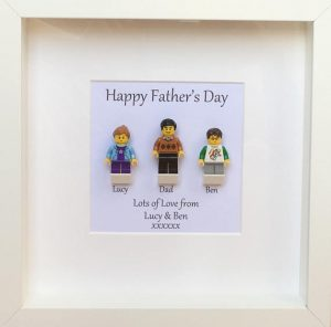LEGO® Personalised Father's Day Gift