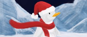 Alby the Penguin Saves Christmas