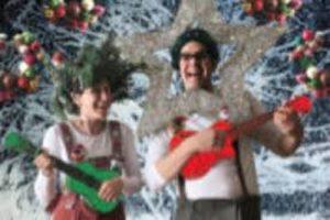 Alice Bob's Whopping Christmas Cracker Show