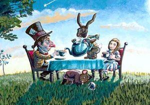 Alice in Wonderland at Watrperry