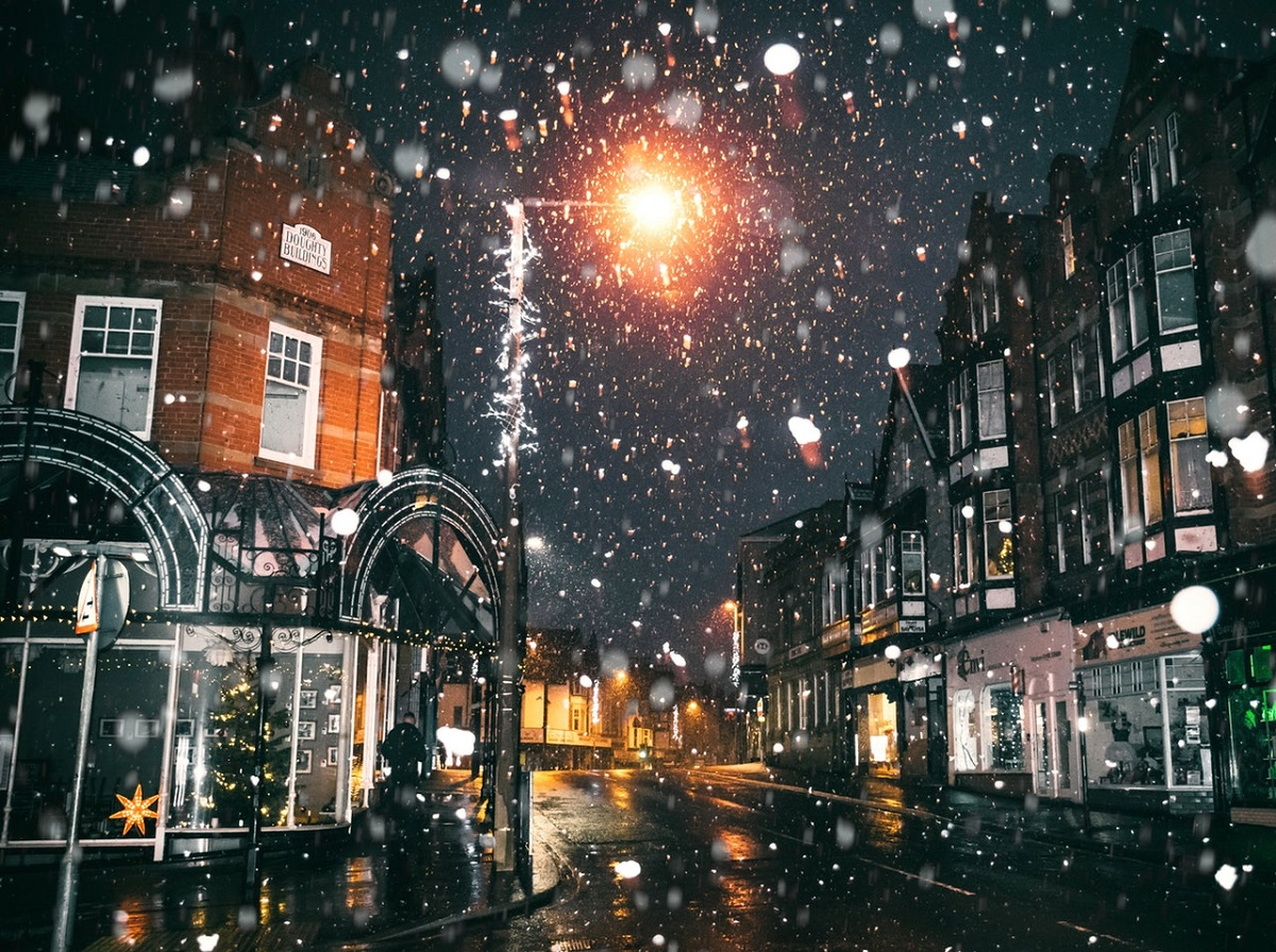 A Christmas Carol At North Wall Little Ankle Biters Oxon