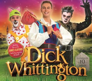 Dick Whittington Panto at The Kenton Theatre