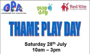 Thame Play Day